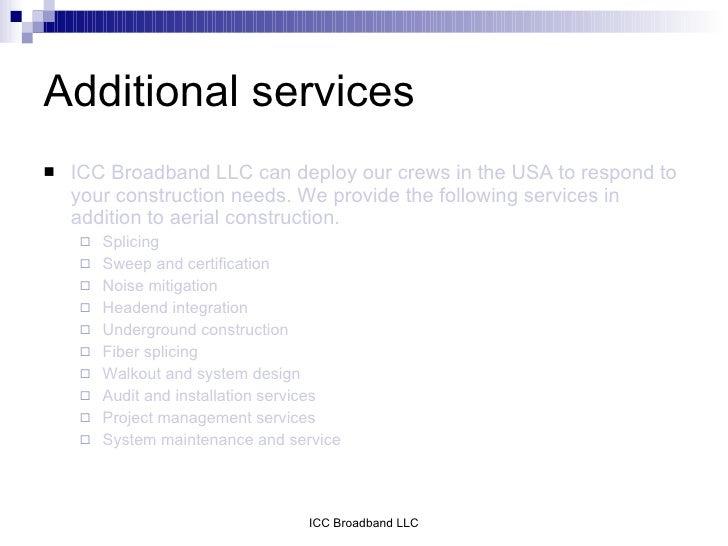 Icc Broadband Presintation