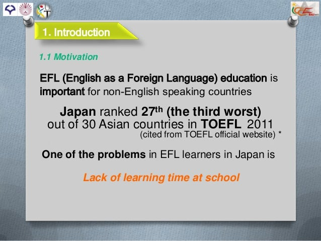An introduction to the importance of bilingual education in the english speaking countries