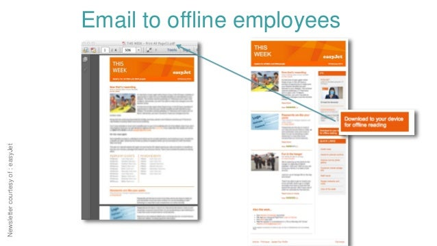 Email and Intranet
