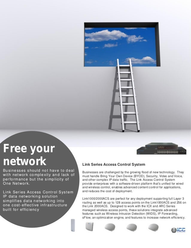Free your network Businesses should not have to deal with network complexity and lack of performance but the simplicity of...