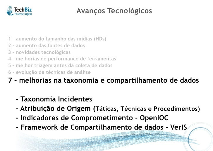 Taxonomia – Evento/Ataque/Incidente   INCIDENTE / CRIME           ATAQUE / VIOLAÇÃO                                 EVENTO...