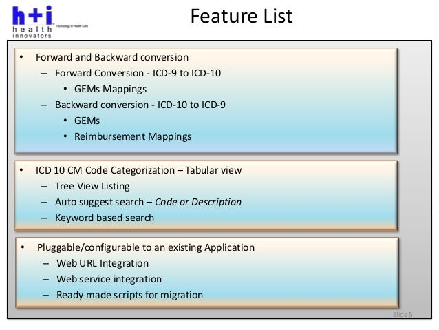 icd 9 to 10 transition presentation
