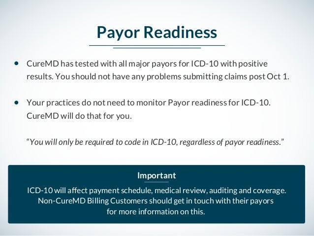 Icd 10 effective date in Perth