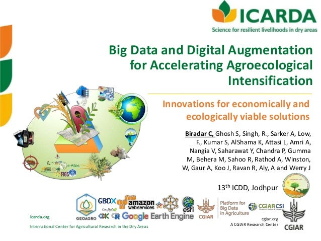 Big Data and Digital Augmentation for Accelerating