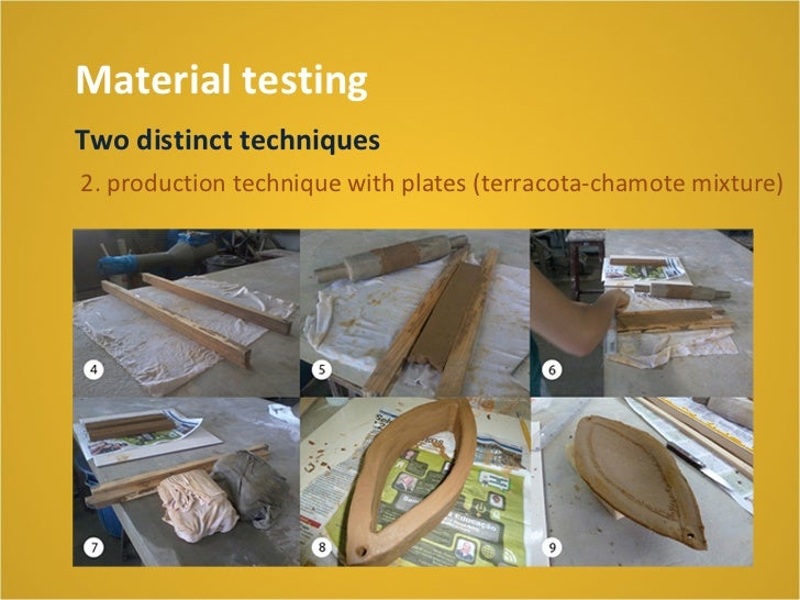 Material testingWater consumptionA great amount of water is consumed in nearly every stage of theclay products manufacturi...