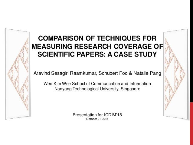 Study Measured In A Research Paper - image 9