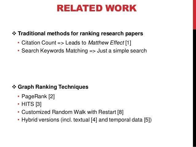 Salsa research paper