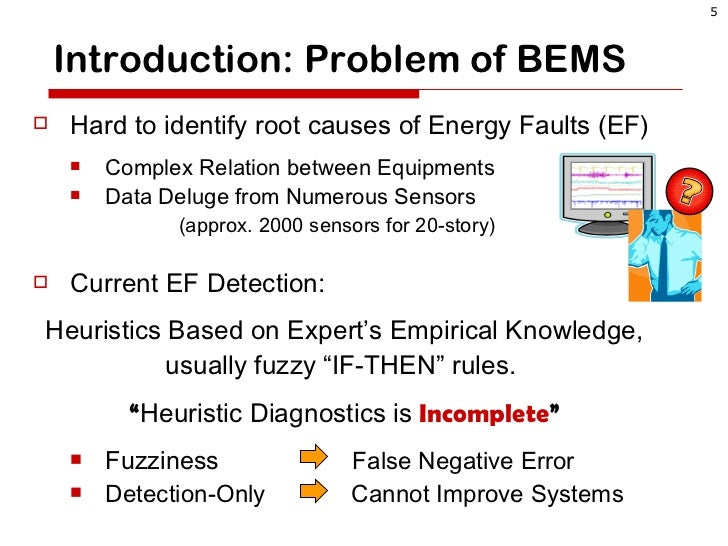 Identification Of Causal Variables For Building Energy