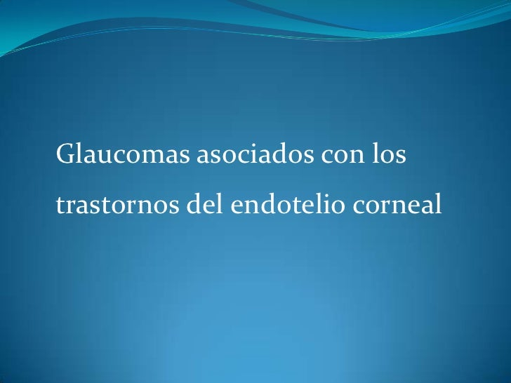 glaucoma por esteroides pdf