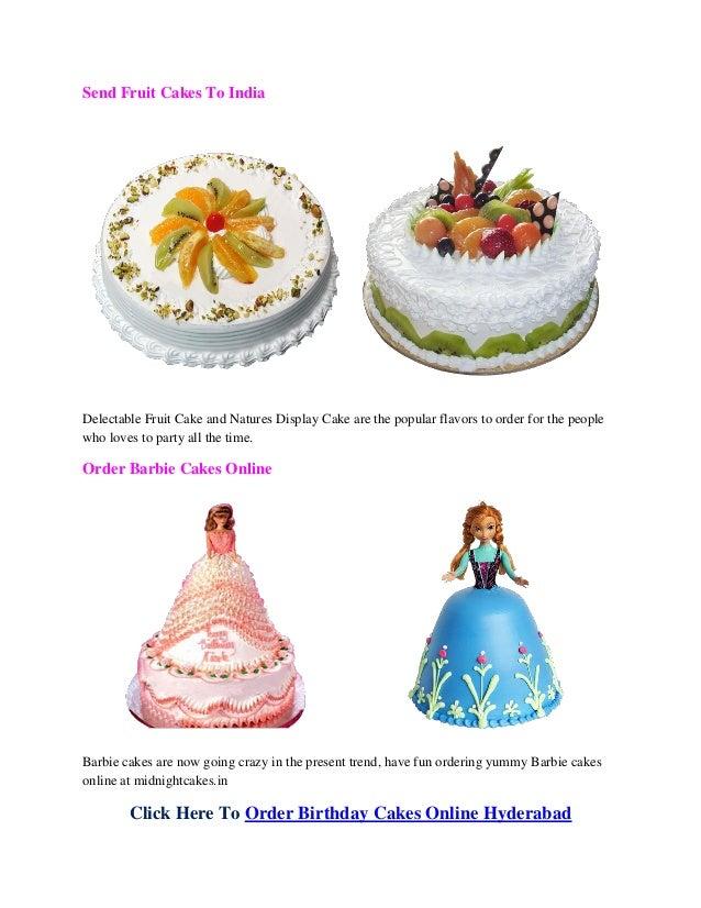 2 Send Fruit Cakes