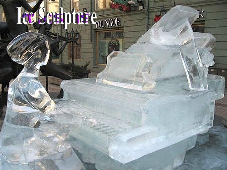 Thanks Auntce Ice Sculpture