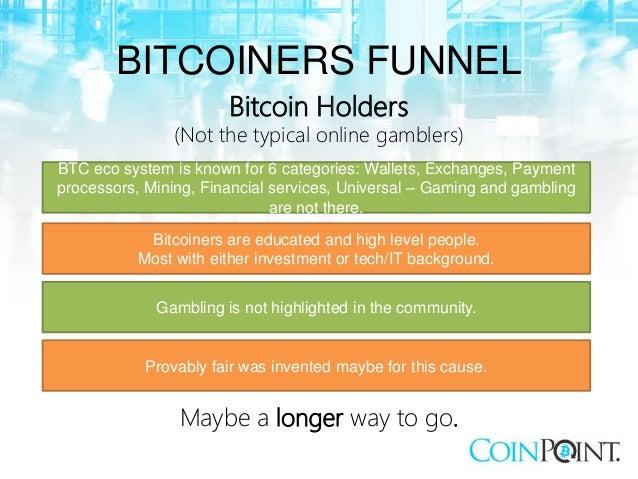 Bitcoin Niche Marketing
