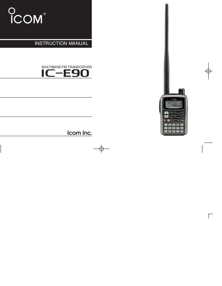 Ice90 Manual E
