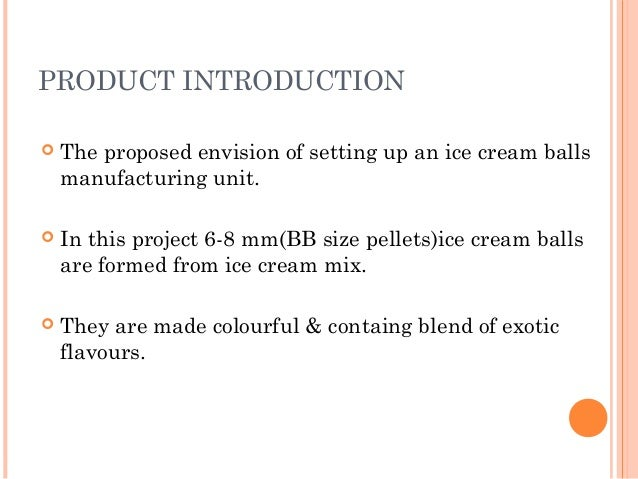 Ice Cream Business Plan: Starting A Fail-Proof Business