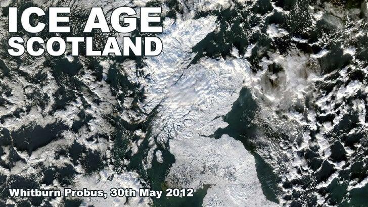 Ice Age Scotland