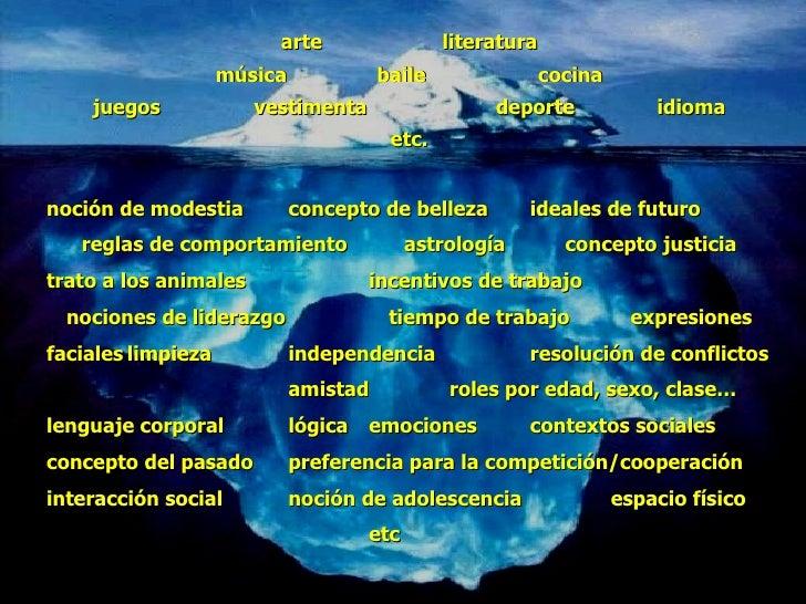 Iceberg Cultural