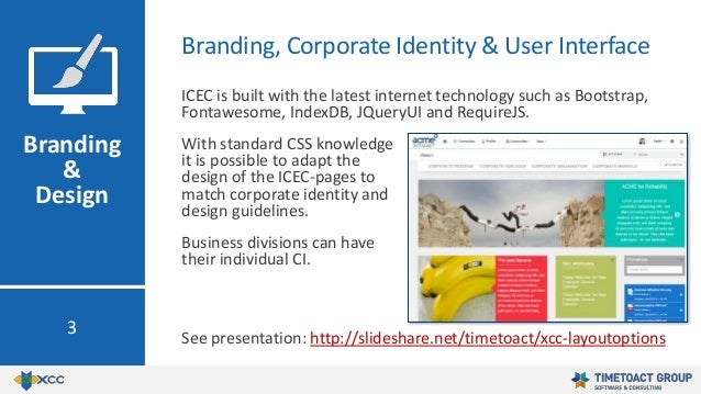 ICEC is built with the latest internet technology such as Bootstrap, Fontawesome, IndexDB, JQueryUI and RequireJS. With st...