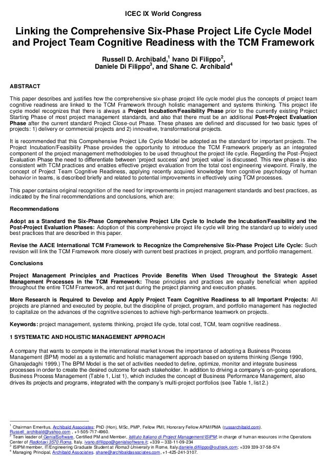 abstract for construction management system