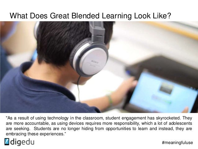What Does An Innovative Classroom Look Like ~ Meaningful use getting the most out of your digital