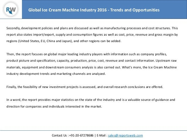 requirements analysis and ice cream machine How do you start up an ice cream business or balance an ice cream mix  they meet regulatory requirements for  the concentration of ice present will.