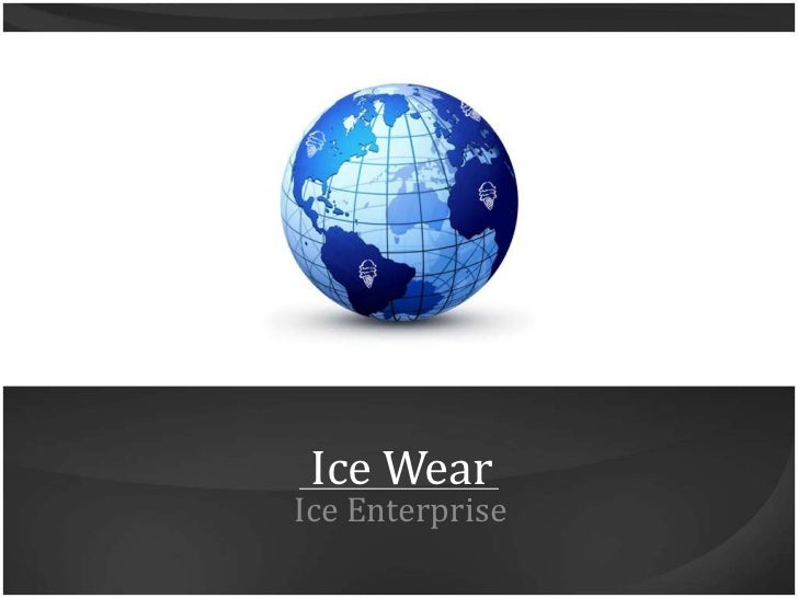 Ice Wear<br />Ice Enterprise<br />