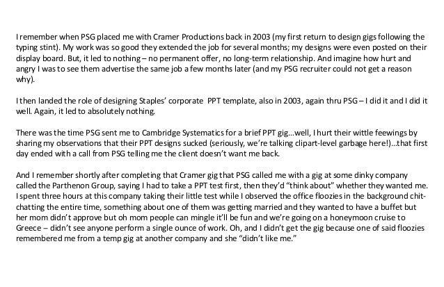 IrememberwhenPSGplacedmewithCramerProductionsbackin2003(myfirstreturntodesigngigsfollowingthe typing...