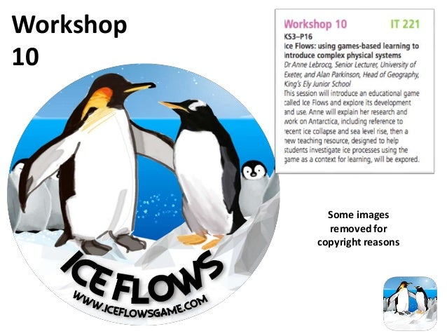 Workshop 10 Some images removed for copyright reasons