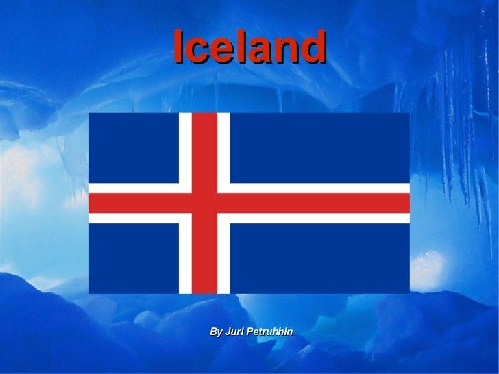 Iceland By Juri Petruhhin