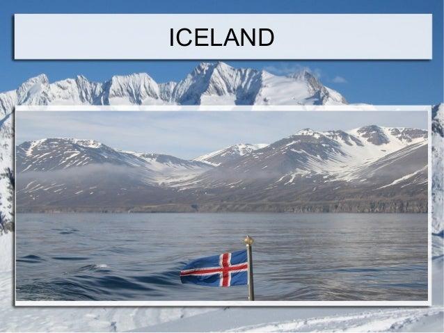 ICELAND   .
