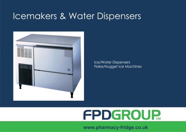 Sales: 0113 350 8696info@pharmacy-fridge.co.ukIcemakers & Water DispensersCompact ice/water dispenser - Perfect for use in...