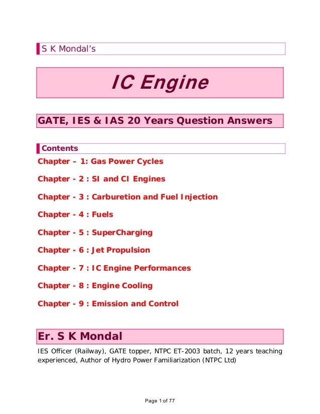 ic engine question and answers Practice 36 machinist interview questions with professional interview answer examples with advice on how to answer each question view 110 user-submitted interview answers for your machinist interview practice.