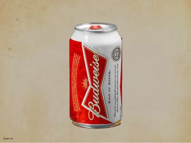 budweiser presentation Today, budweiser is one of the most famous brand in the world thanks to famous commercials and buzz on internet (wassup is the best example of a successful buzz) but in fact, the strength.