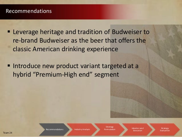 budweiser presentation Shop the bradford exchange online for king of beers men's watch since 1876, budweiser® has been brewed and enjoyed by beer lovers everywhere now, celebrate this iconic american-style lager with the king of.