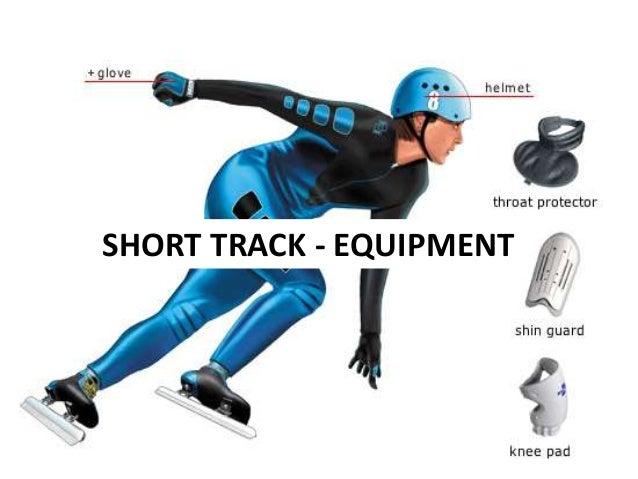 Speed skating equipment