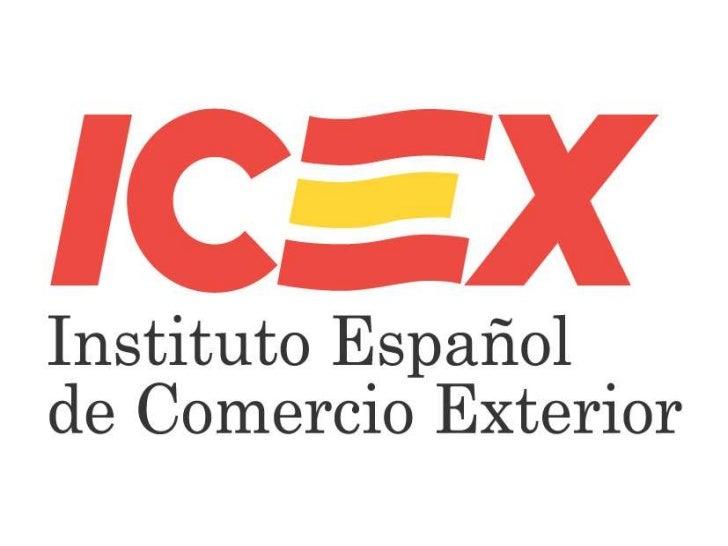 ·IDEA DE NEGOCIO·VISITA ICEX       AL·PÁGINA ICEX·CRÉDITOS