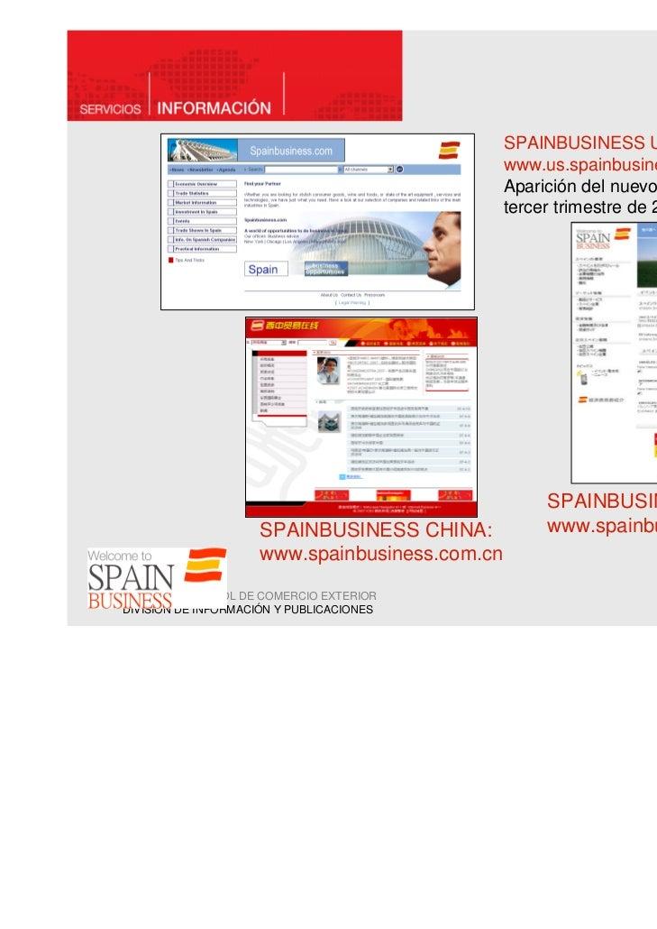 SPAINBUSINESS USA:                                                www.us.spainbusiness.com                                ...