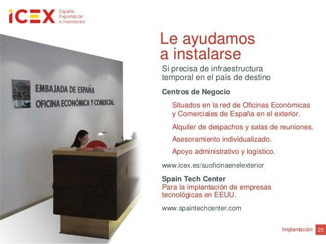 Spain Tech CenterPara la implantación de empresastecnológicas en EEUU.www.spaintechcenter.comLe ayudamosa instalarseSi pre...