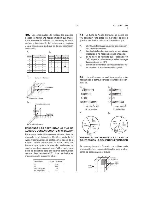 Icfes2003 pruebamatematicas Slide 2