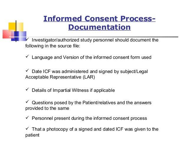 Inform Consent Form