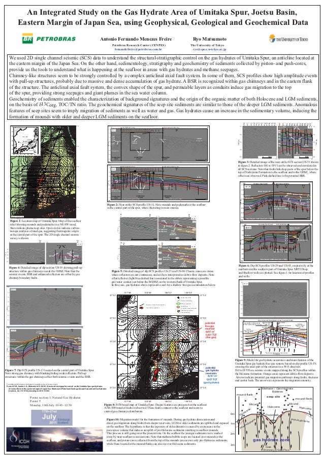 An Integrated Study on the Gas Hydrate Area of Umitaka Spur, Joetsu Basin,                                          Easter...