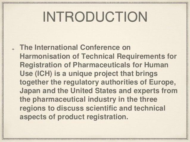 ICH Guidelines Slide 3