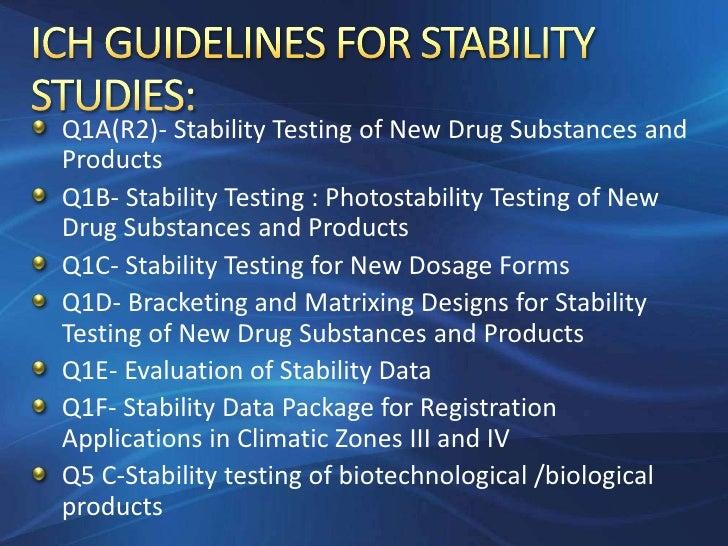 Available Guidance - Pharmalytik