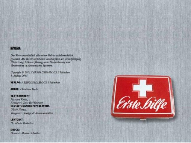 ICH KOMME GLEICH: Der Ratgeber für die patente Krankenschwester Slide 3