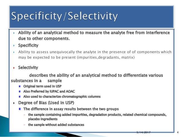 analytical method validation as per ich vs usp rh slideshare net Method Validation Template Validation Rule