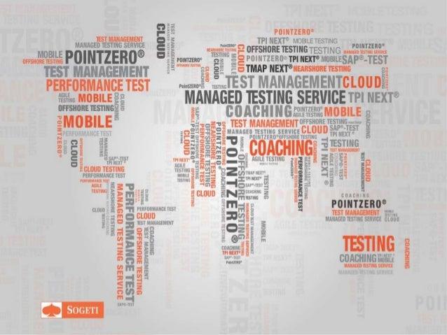 SOGETI Deutschland GmbH 2 Ich will agil testen! Was muss ich können? 22. Mai 2014 Michael Fischlein Technical Manager & CA...