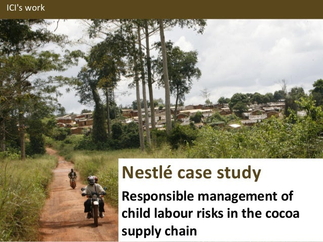 Tackling child labour in the cocoa-growing sector - Opportunities and…