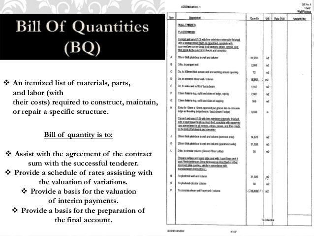 Quantity Surveying Pocket Book