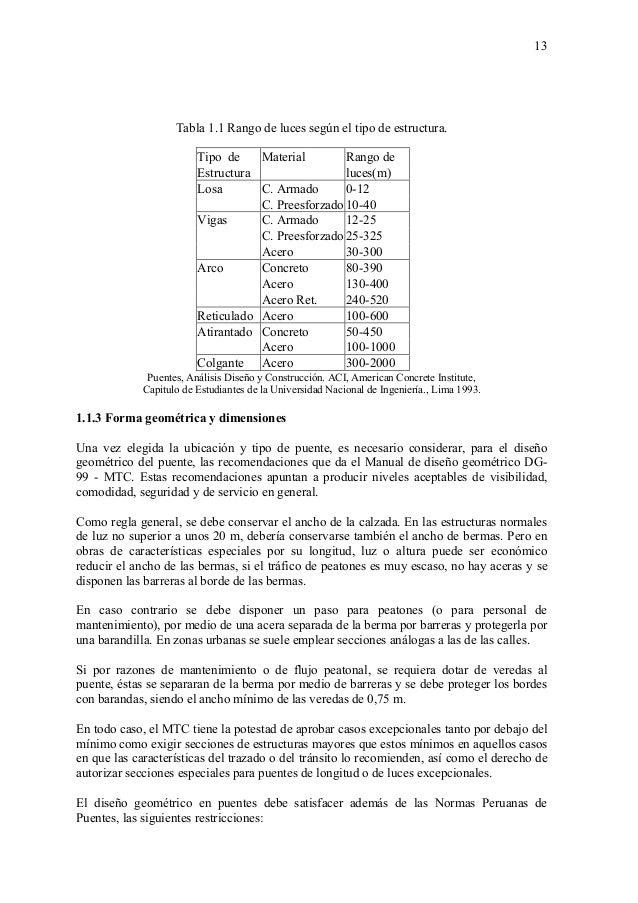 GUÍA PARA EL DISEÑO DE PUENTES CON VIGAS Y LOSAS