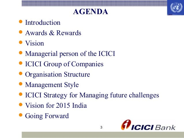 7 ps of icici bank Why icici bank (ibn) could be positioned for a slump zacks equity research - zacks investment research - mon mar 19, 7:47am cdt.