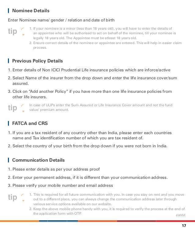 Icici Pru I Protect Smart Illustrated Brochure